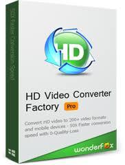 Wonderfox HD video converter factory procrack